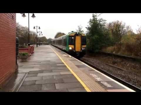 Trains at |Olton| (Delays)