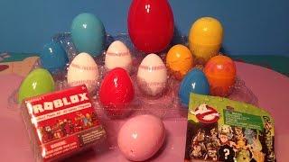 Roblox Surprise Eggs Videos Ytubetv
