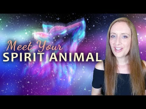 How To Know What Your SPIRIT ANIMAL is and Meet Them STEP BY STEP