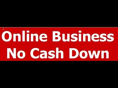 How To Start An Online Business With Very Little To No Cash
