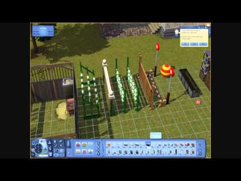 The Sims 3: Pets Expansion Pack - Item & Lot Showcase