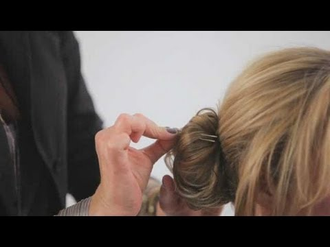 How to Use Hairpins   Cute Hairstyles