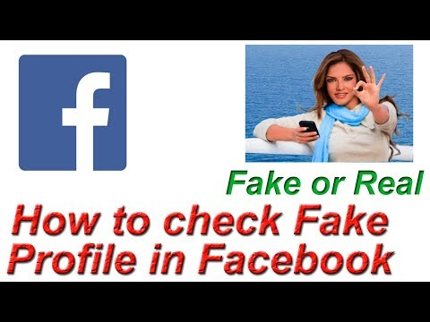 How to check Fake Profile Picture in Facebook (very easily)