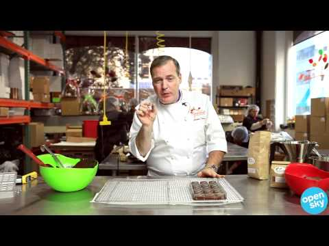 Jacques Torres talks Chocolate Molds