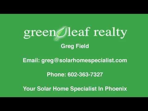 Choosing A Solar Realtor In Arizona