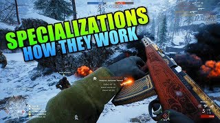 Battlefield 1 Specialization System Explained