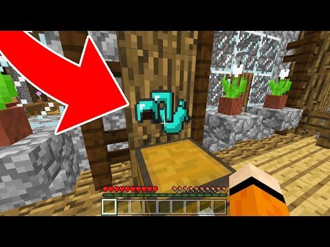 PLAYING MINECRAFT BATTLE ROYALE WITH DIAMOND ARMOR!