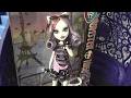 Throwback doll review | Monster High Scaris Catrine doll review!