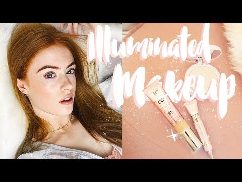 GLOWING MAKEUP LOOK | NEW IN FIRST IMPRESSIONS! | MsRosieBea
