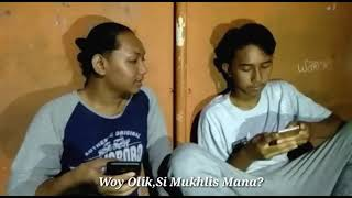 Tawuran Film Pendek Anak Muda Sangiang  Part 2