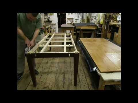 Reclaimed Wood Extension Table (part 3/3)