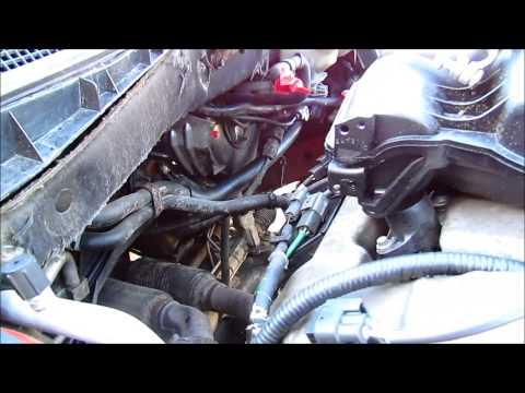 Motor removal  04 Mazda 6 GT 3 0 liter