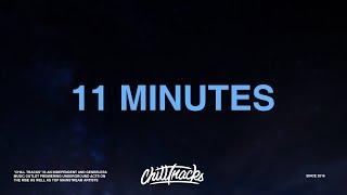 YUNGBLUD, Halsey - 11 Minutes (Lyrics) ft. Travis Barker