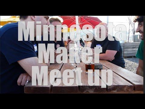 Minnesota Maker Meetup 2017 - vlog #13