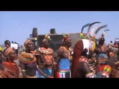 SAMBURU CULTURAL DANCE - KENYA (Part 1)