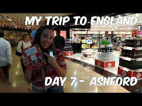 My trip to England | Day 7 - ASHFORD