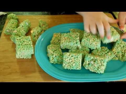 Make It: Leprechaun Treats!