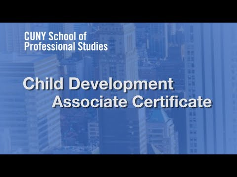 Information Session: CDA Child Development Associate Certificate