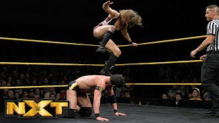 Pete Dunne vs. Roderick Strong: WWE NXT, May, 2018