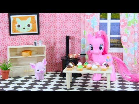How to Make Doll Cupcakes