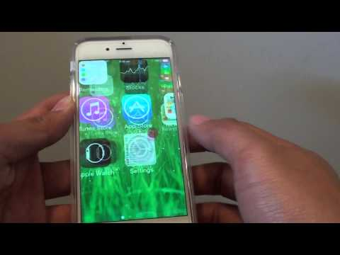 iPhone 6: How to Change Screen Auto-Lock Timeout