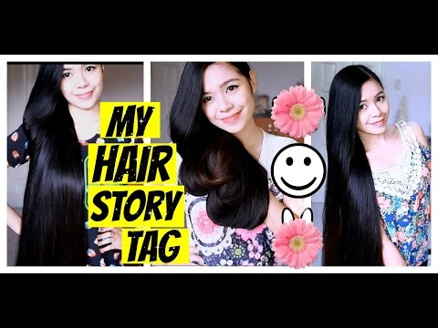 My Hair Story Tag- Salon Hair Disaster- My Natural Hair Texture- My Top 3 Hair Products -Be