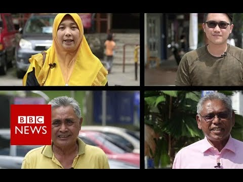 Malaysia election: What does politics mean to multi-racial voters? - BBC News
