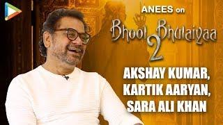 EXCLUSIVE: Will Akshay Kumar be a Part of Bhool Bhulaiyaa 2? -Anees Bazmi | Kartik Karyan|Pagalpanti