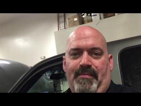 Chevy Silverado Window Motor Replace Video - Chevy GMC Window Regulator Repair