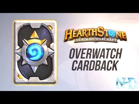Hearthstone: The Overwatch Cardback