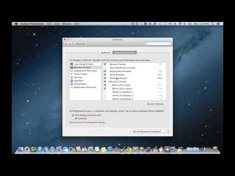 Get the Keyboard Shortcut for Inverting Colors Back in Mountain Lion, Mavericks or Yosemite