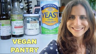 What Every New Vegan Should Have In Their Pantry