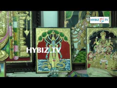 Tanjore Paintings Goddess Images | hybiz