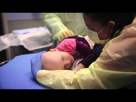 Lumbar Puncture for Children with Cancer