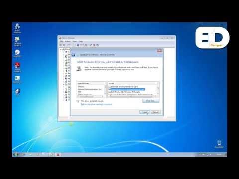 Fix F5D7000 wireless card for windows 7