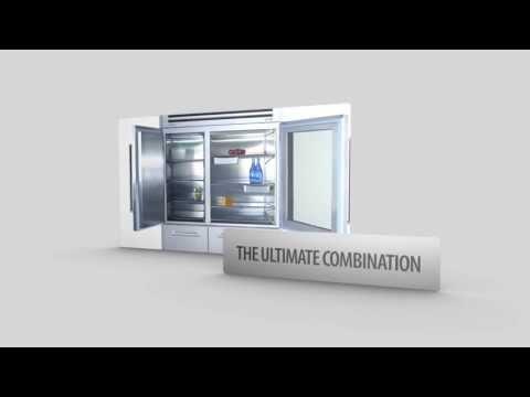 Sub Zero Refrigerator Prices and Reviews