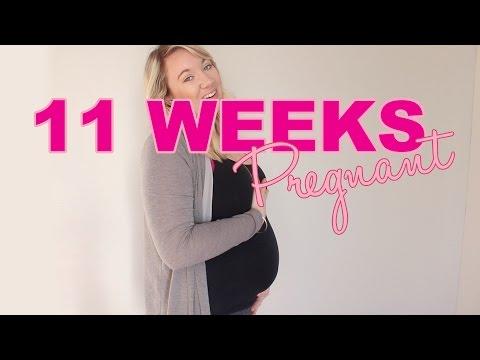 11 WEEKS PREGNANT | High blood pressure & blood in pee!