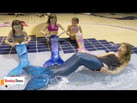 There's a School That Can Turn You Into a Mermaid