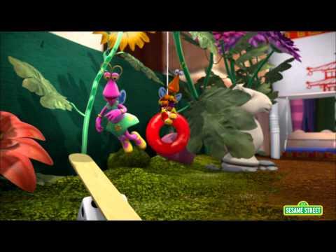 Twiddlebugs se turnan -- Sesame Street: Niños pequeños, retos grandes