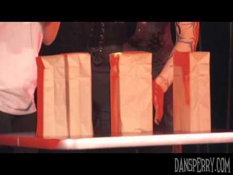 Shock Illusionist Dan Sperry on Cake Boss : Roulette