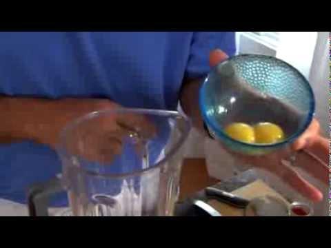 Jamie Deen's How-To: Making Blender Hollandaise