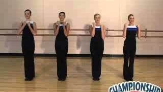 Techniques, Drills and Exercises for Your High Kick Dance Routines
