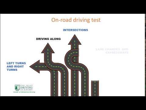 NEW ROAD TEST CLASS D