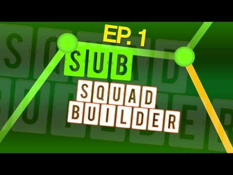 FIFA 13 Ultimate Team Subscriber Squad Builder - Episode 1