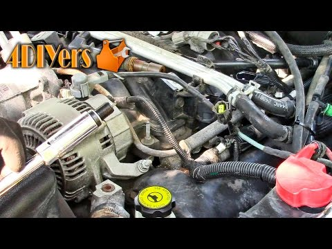 DIY: Dodge 4.7L V8 Spark Plug Replacement
