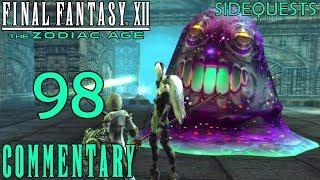 Final Fantasy XII The Zodiac Age Walkthrough Part 98 - Medallion Of Bravery & Orthos Hunt