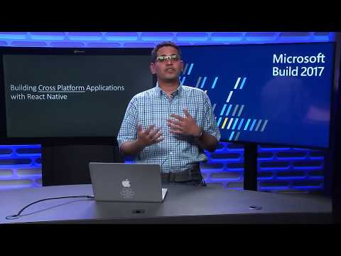 Building amazing mobile apps using ReactNative, Visual Studio Code and Mobile Center