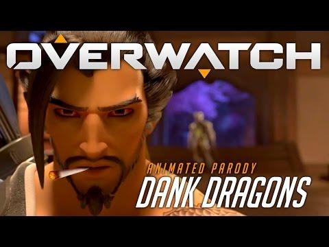 Overwatch Animated Short | Dank Dragons