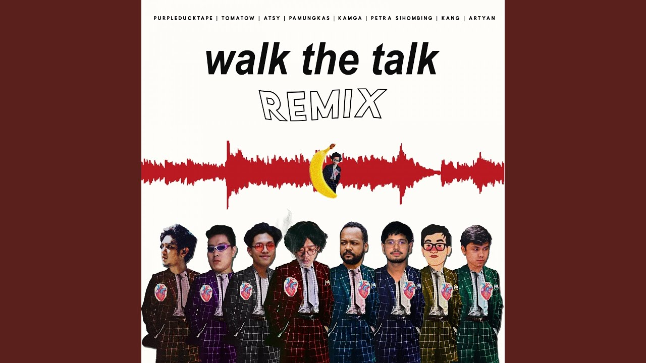 Wait A Minute (Kamga Remix) - Pamungkas