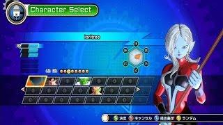 dragon ball xenoverse character build guide